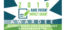 Global Genes Foundation Grant Award Winner